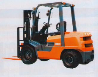 丰田FDZN20-30内燃式叉车